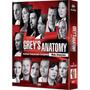 Box Dvd Grey´s Anatomy 7ª Temporada - 6 Discos (original)