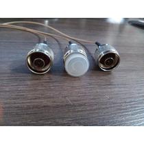 Pigtail Ufl - Conector N Macho 30cm P/cartões Mikrotik/senao