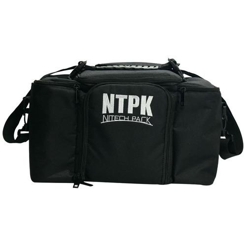 Bolsa Térmica Nitech Pack Preta - Nitech + Brinde Adipômetro