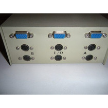 Chaveador Mouse - Teclado - Monitor - Data Transfer