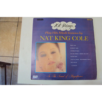Disco De Vinil Lp 101 Strings Nat King Cole L Lindoooooooo