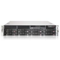 Gabinete Servidor Supermicro Cse-825tq-r740lpb 2u Rack 8x3,