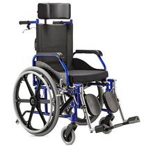 Cadeira De Roda Fit Reclinavel Baxmann - Pronta Entrega