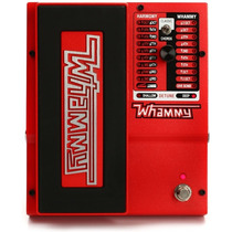 Pedal Digitech Whammy V Pitch Shifter C/ Nota Fiscal