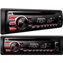 Toca Cd Pioneer Automotivo Deh 1750 Radio Aux Mp3 Usb