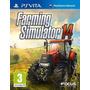 Faming Simulator 14 Psvita Ps Vita Jogo De Fazenda Ps Vita