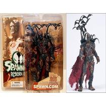 Spawn Reborn Curse Of The Spawn 2 Mc Farlane Colecao Novo