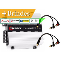 Modulo Potencia Taramps Ts400 Mono Stereo Amplificador + Rca