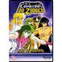 Dvd Os Cavaleiros Do Zodíaco Vol. 21 - Saga De Poseidon