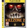 Killzone 2 Platinum Ps3 Original Mídia Física Novo Lacrado