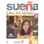 Sueña 2 - Libro Del Alumno + Cd Audio (nueva Edición) B1 -