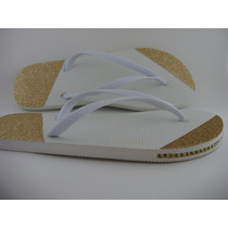 Chinelos Sandálias Personalizados Femininos Havaianas