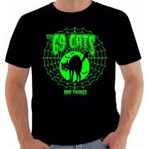 Camiseta The 69 Cats