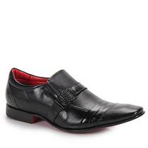 Sapato Social Masculino Rafarillo Magnun - Preto