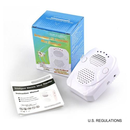 Repelente Mouse Eletrônico Ultrasonic Pest Repeller