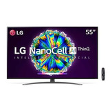 Smart Tv 4k LG Led 55 Ips Nanocell Wi-fi - 55nano86sna
