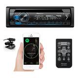 Cd Player Pioneer Deh S4180bt Bluetooth Radio Usb Mp3