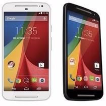 Novo Celular Android 4.4 Moto G 2 3g Tela 5.0 Hd G3 +sd 8gb