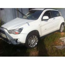 Sucata Mitsubishi Asx Import Multipeças