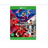 Pes 2020 Para Xbox One Mídia Física Com Envio Imediato