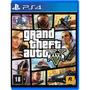 Jogo Gta 5 Grand Theft Auto V Ps4 Midia Fisica mapa Potugues