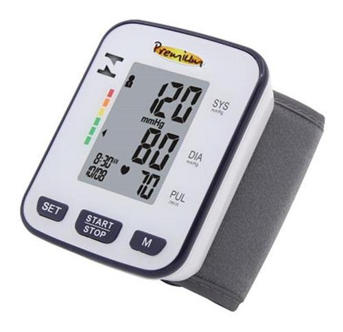 Medidor De Pressão Arterial Digital G-tech Bsp21 Premium