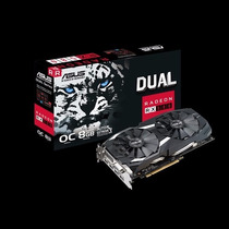 Placa De Video Radeon 8gb Rx 580 256bits Asus Dual *promoção