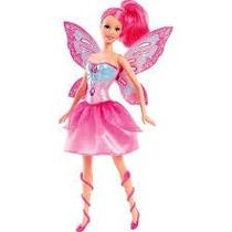 Barbie Butterfly E A Princesa Fairy Rosa - Borboleta Mattel