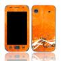 Capa Adesivo Skin371 Samsung Galaxy S Gt-i9000b + Kit Tela