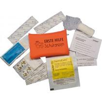 Kit De Primeiros Socorros - Bolsa Escola Bandage Pacote Set