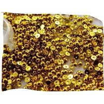 100 Meia Perola Chatom Ouro P/ Unhas 1.5mm/frete Fixo:r$7,00
