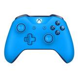Controle Joystick Microsoft Xbox One Blue