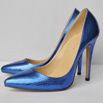 Sapato Feminino Salto Alto Scarpin Importado