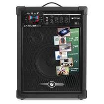 Caixa De Som Frahm Amplificada Ca-150 Bluetooth Usb Sd Fm Tp