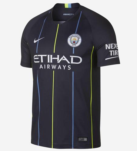 Camisa Manchester City Nike 2018 19 (original) S n 9f5b0bfef4312
