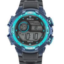 Relógio Digital Armitron 408347nvy Original