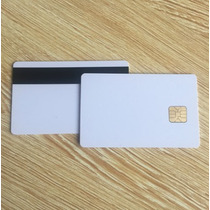 Smart Card  Cartão Com Chip E Tarja Magnética