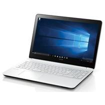 Notebook Vaio Fit 15f I5-5200u 1tb 8gb 15,6 Led Win10 Branco