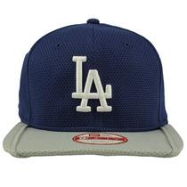 dca5600515 Busca Boné New Era Los Angeles Dodgers Mlb Fechado De Aba Reta Top ...