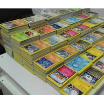 100 Cartas Pokemon/ Sem Repetidas + 5 Boosters (de 5 Cartas)