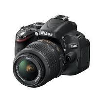 Câmera Fotográfica Nikon D5100 + Lente 55-200