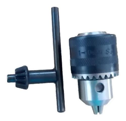 Mandril 3/8 10l Com Chave Original Bosch