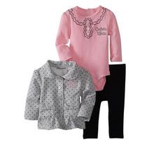 Conjunto Feminino Bebê Infantil Importado - Calvin Klein