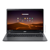 Notebook Acer Intel Core I3 4gb 1tb 15,6 Pol Cinza