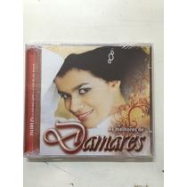 Cd Damares Álbum Duplo Voz E Play Back