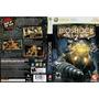Bioshock 2 - Xbox 360 - Lt 3.0 (fps/tiro Em Primeira Pessoa)