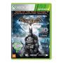 Batman Arkham Asylum Goty Xbox 360 Mídia Física Novo Lacrado Original