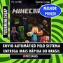 Minecraft Ativação Original Mojang Full Acesso Key
