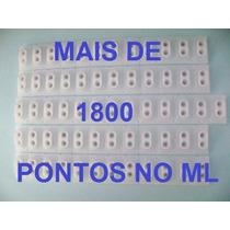 Borracha Teclado Roland Em-2000 Kit 5 Pçs Completo Promoção
