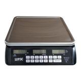 Balança Comercial Digital Upx Solution Wind C3 32 Kg 110v/220v  Preto